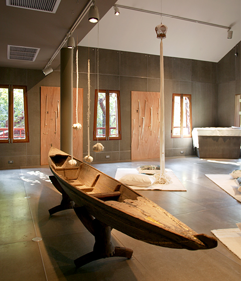 Jim Thompson Art Center Interweaving Cultures
