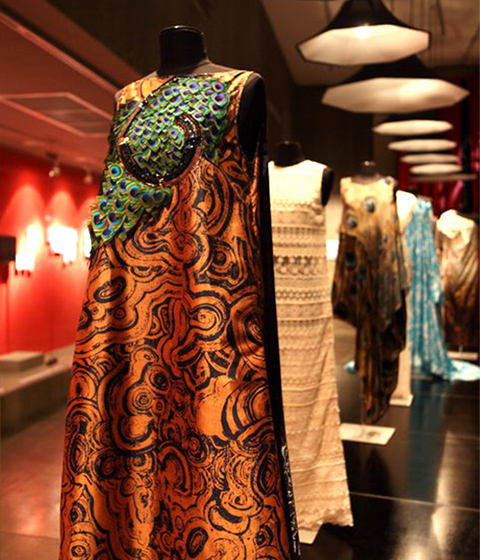 Jim Thompson Art Center Revisit the Jim Thompson Era: Fashion and Fantasy Bazaar