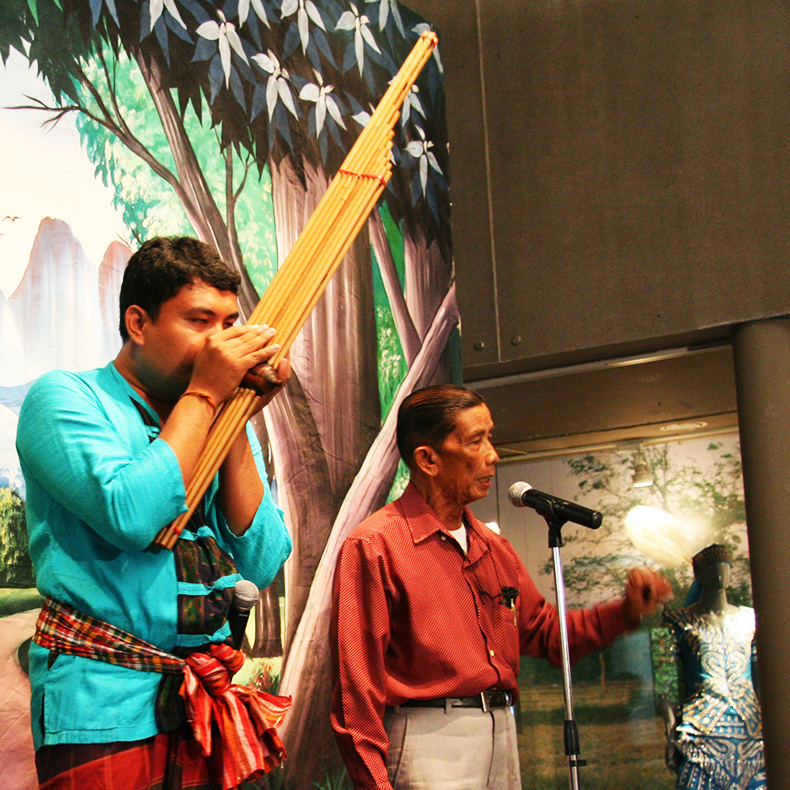 Jim Thompson Art Center Joyful Khaen, Joyful Dance